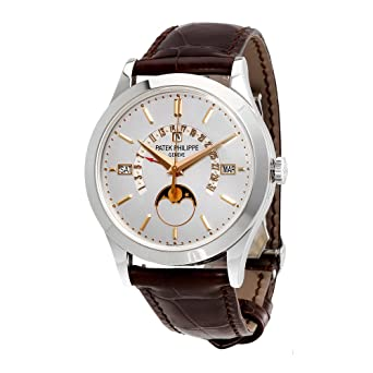 dd363521b77 Image Unavailable. Image not available for. Color  Patek Philippe Grand  Complications Automatic Mens Watch ...