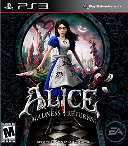 Alice: Madness Returns - Playstation 3 -