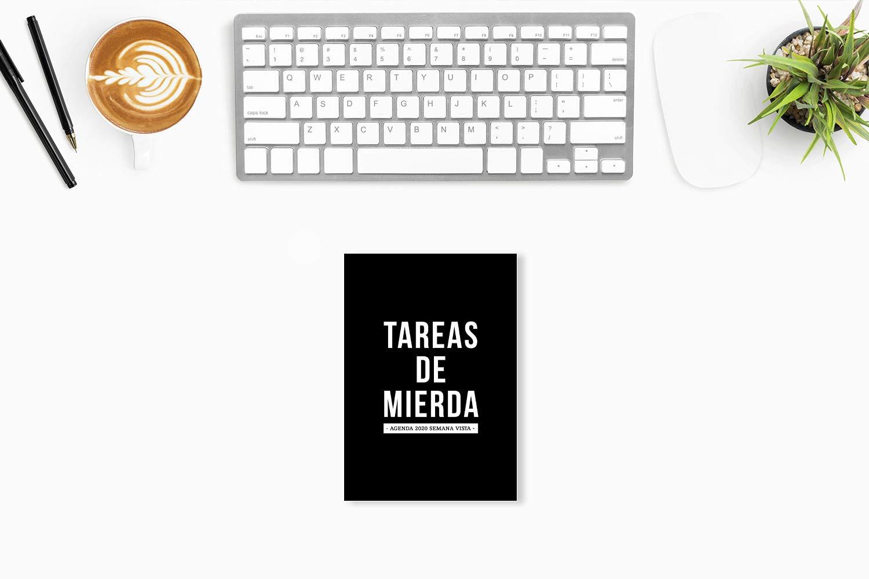 Amazon.com: Tareas de mierda: Agenda 2020 semana vista: Del ...