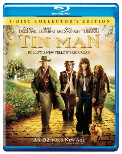 (Tin Man (Two-Disc Collector's Edition) [Blu-ray])
