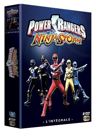 Power Rangers : Ninja Storm [Francia] [DVD]: Amazon.es: Pua ...