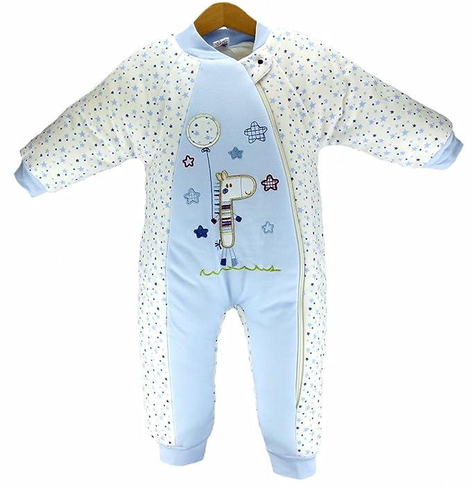 MIS - Saco de dormir - para bebé azul .5-3 años: Amazon.es: Ropa y accesorios