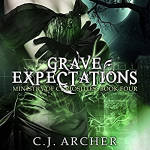 Grave Expectations Audiobook