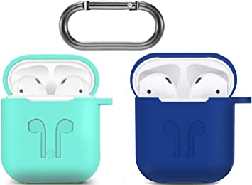 Amazon Com Airpods Case 3 In 1 Airpods Accessories Kits 2x Case