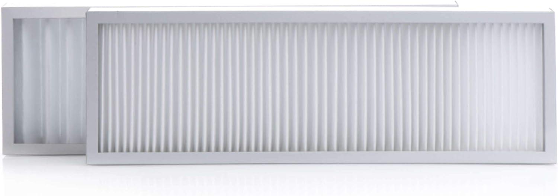 1 Set F7 per Pluggit AP 450 Filtro di ricambio per filtro dellaria G4