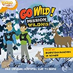 Borstenkaninchen im Schnee (Go Wild - Mission Wildnis 20) | Andreas Lueck