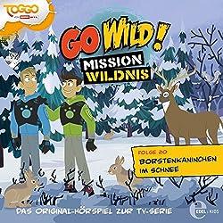 Borstenkaninchen im Schnee (Go Wild - Mission Wildnis 20)