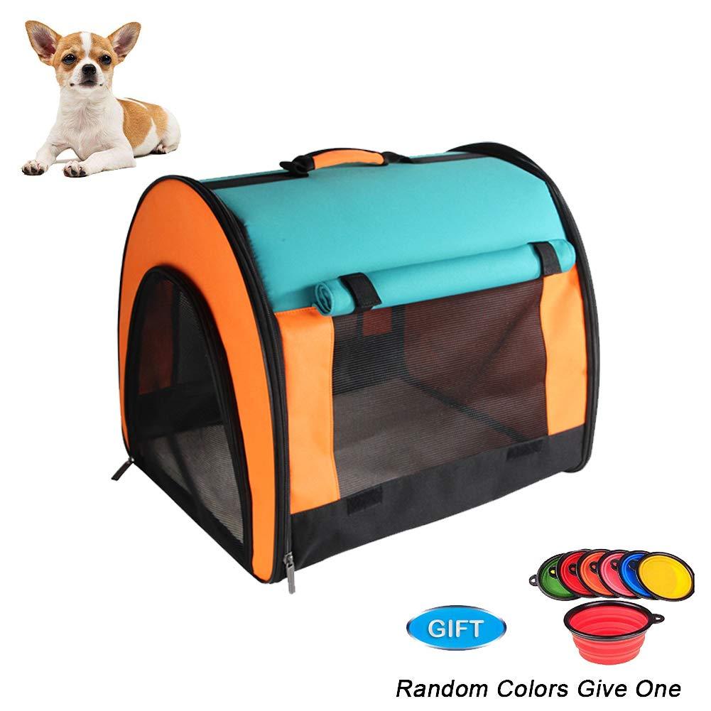 HIMA PETTR Pet Backpack,Cat Dog Backpack,Breathe Mesh, 48  43  41cm