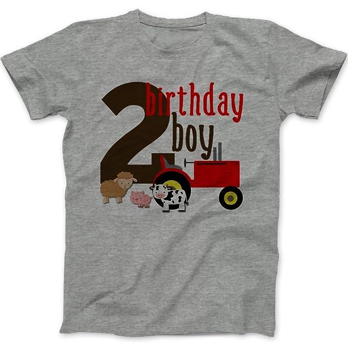 Zoeys Attic Second Birthday Shirt