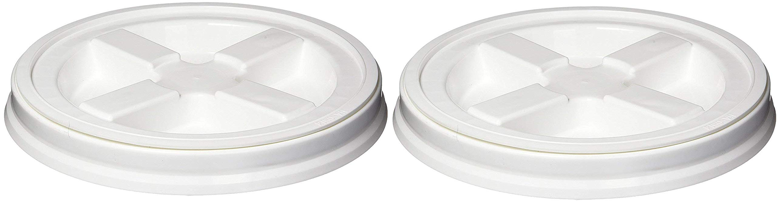 Gamma Seal Lid - White (2-Pack)