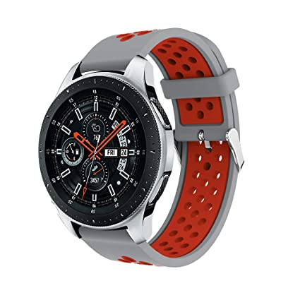 Amazon.com: Senter for Samsung Galaxy Watch 46mm Band,Quick ...