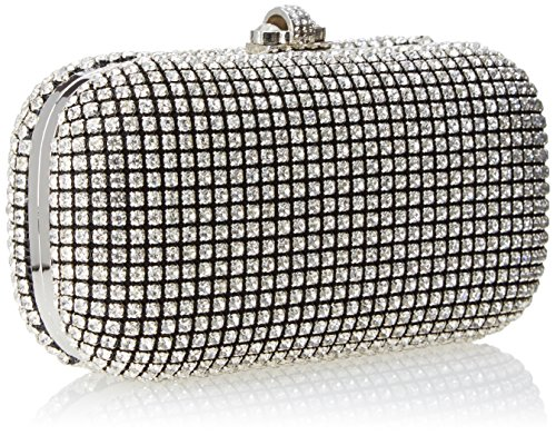 Handbag S LIFESTYLE Silver HB526 SARO xAqtEwwv