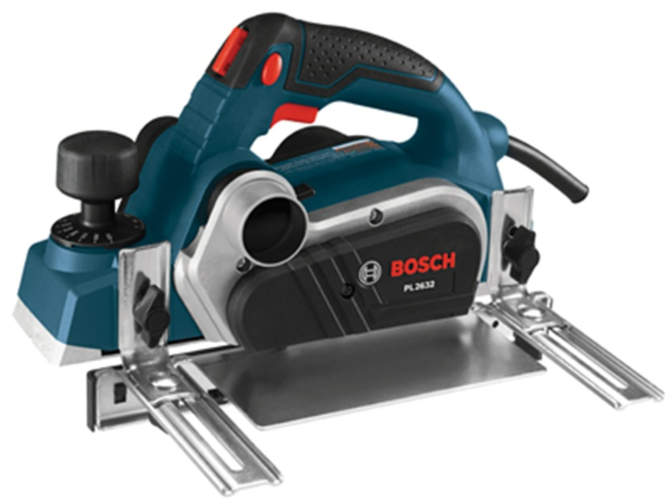Bosch 3-1 4 Inch Woodworking Hand Planer with Carrying Case, PL2632K