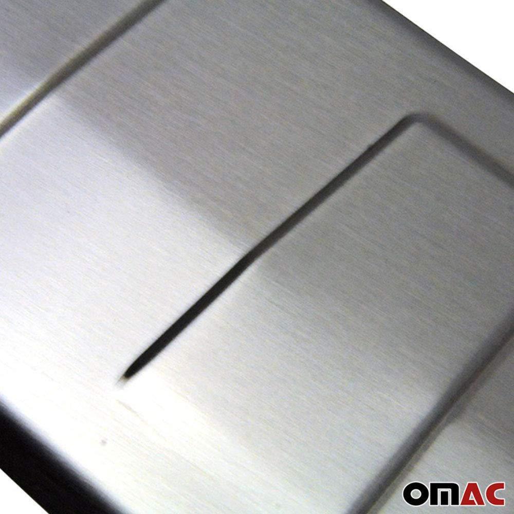 Ladentenschutz V2A Edelstahl F/ür Q5 Geb/ürstet mit Abntung Ab Bj 2008