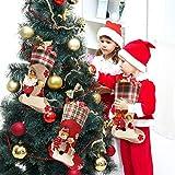"""Aitey Christmas Stocking, 18"""" Set of 3"""