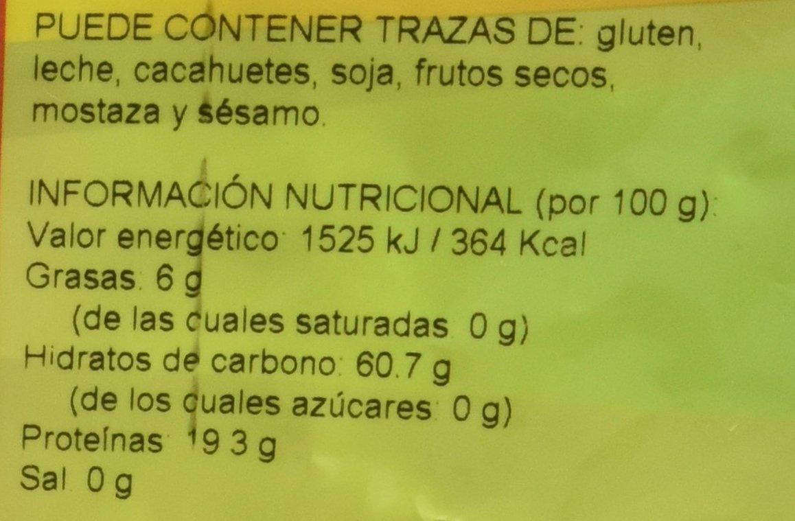 Biospirit Harina de Garbanzos de Cultivo Ecológico - 500 gr: Amazon.es: Alimentación y bebidas