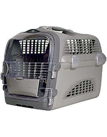 Cages Crates And Carriers For Cats Amazon Co Uk