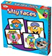 Colorforms Silly Faces Stick-Ons Game