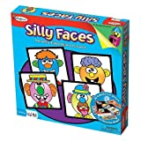 : Colorforms Silly Faces Stick-Ons Game