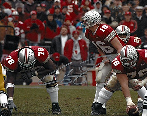 Craig Krenzel Autographed Ohio State Buckeyes 8x10 Photograph - Certified Authentic - Autographed (Ohio State Buckeyes 8x10 Photo)