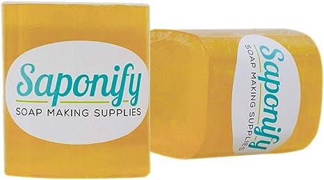 2LB Charcoal Melt /& Pour Soap Base Make Your Own Gentle Glycerine S Art Supplies