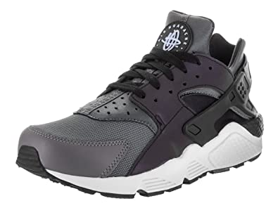 brand new 37c48 2df44 ... new zealand nike air huarache run premium mens shoes dark grey black  black 704830 007 eed70
