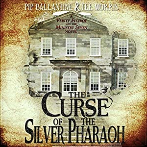 The Curse of the Silver Pharaoh Audiobook