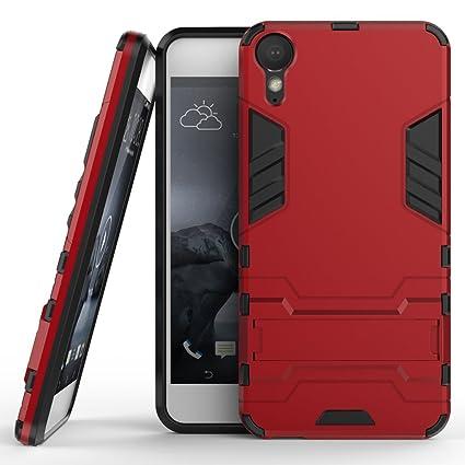 Ougger Fundas para HTC Desire 10 Lifestyle Funda Carcasa ...