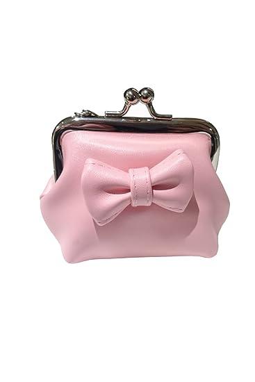 Banned - Cartera para mujer Mujer rosa rosa Talla única: Amazon.es: Ropa y accesorios
