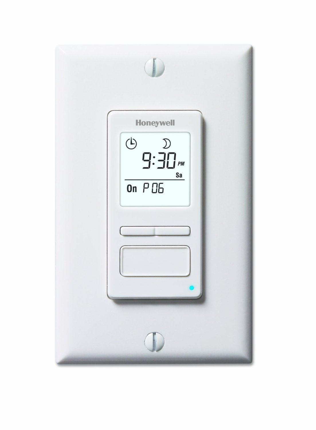 Honeywell Econoswitch RPLS740B 7-Day Solar Time Table Programmable Switch for Lights and Motors 5-pack