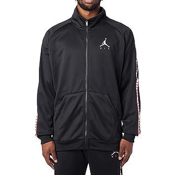 Nike JSW Jumpman Tricot JKT - Chaqueta, Hombre, Negro(Black/Black/