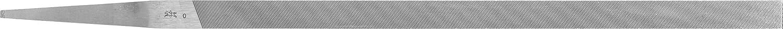 PFERD Slim Pillar File Rectangular 3//16 Thickness Swiss Pattern 10 Length #00 Coarseness 1//2 Width Double Cut