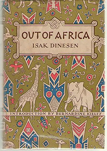 Out of Africa (Modern Library, 23.2)