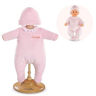 "Corolle Mon Premier 12"" Pink Pajamas: Toys & Games"