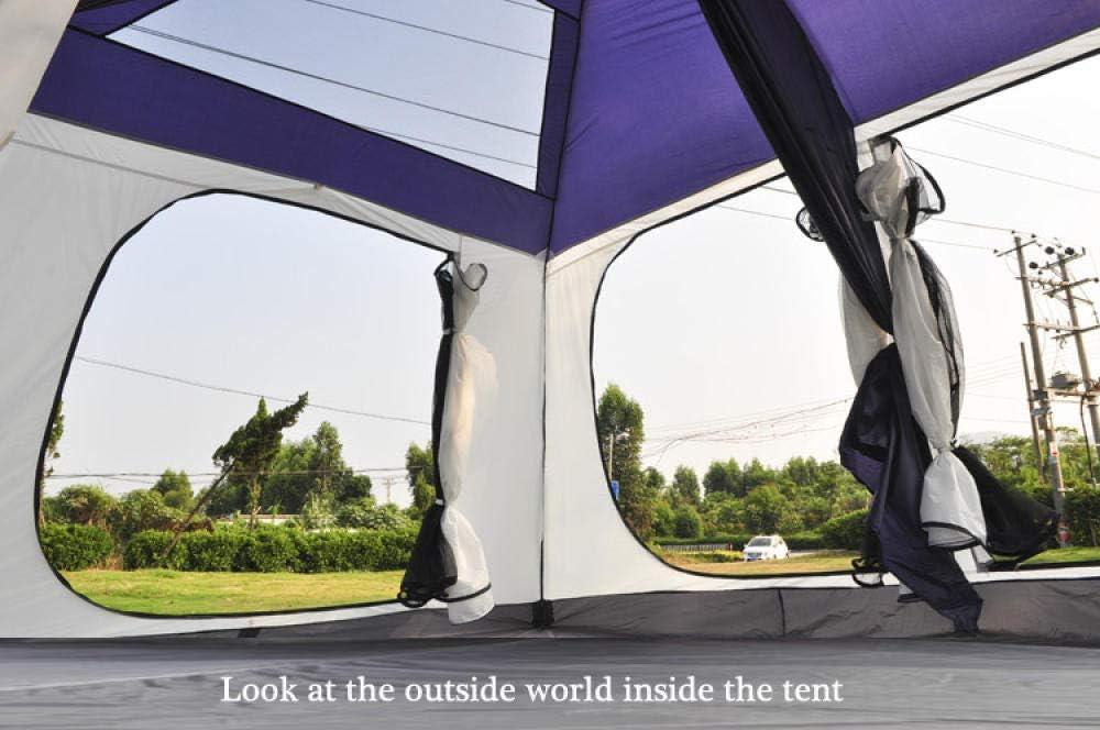 Topashe Pop Up Tienda de campaña Impermeable Instantánea,Tienda para Bañarse Al Aire Libre,Carpa Grande al Aire Libre, Carpa con Dosel para 5-8 Personas green