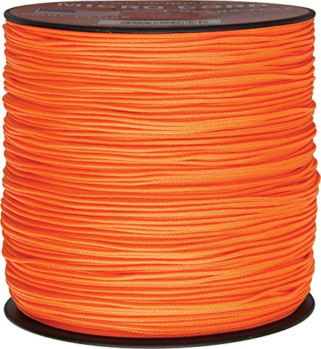 Adultos Orange Parachute Cord RG1138 Kit di sopravvivenza,Unisex un tama/ño