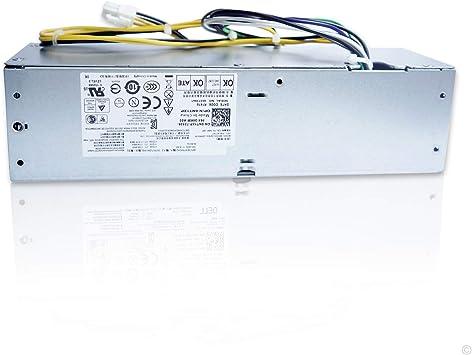 NEW Genuine Dell Optiplex 9020 7020 3020 SFF 255W Power Supply NT1XP T4GWM V9MVK