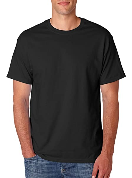 7eff8e341a3a Image Unavailable. Image not available for. Color: Hanes Heavyweight 100% ComfortSoft  Cotton T-Shirt ...