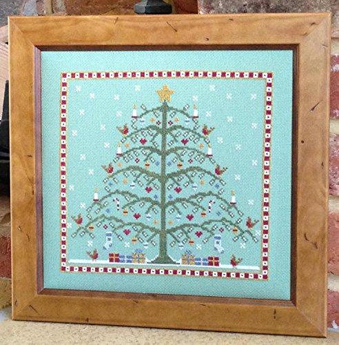 Historical Sampler Company Christmas Eve Cross Stitch Kit