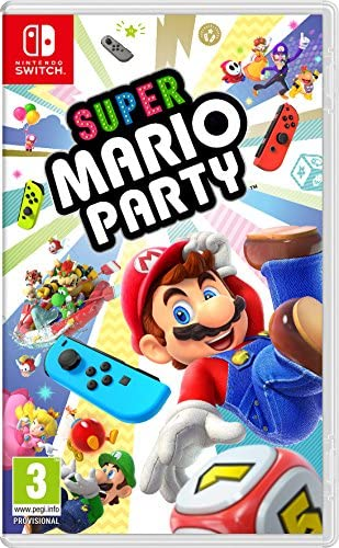 Super Mario Party - Nintendo Switch [Importación inglesa]: Amazon.es: Videojuegos