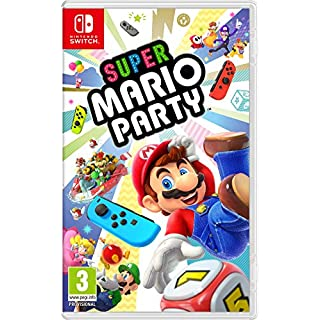 Nintendo Super Mario Party (nintendo Switch), 1 Pound