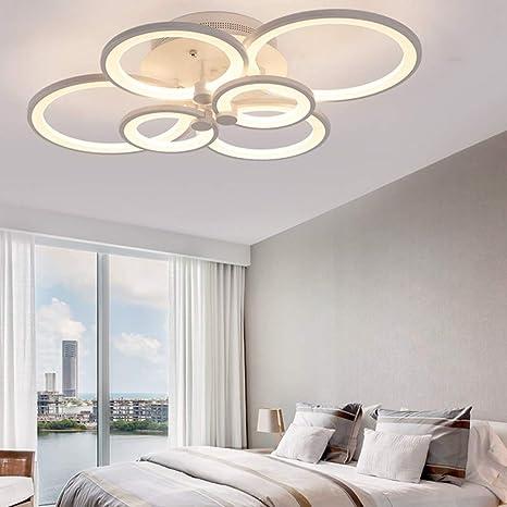 WLG Foco de techo - Lámpara de techo regulable con luz led ...