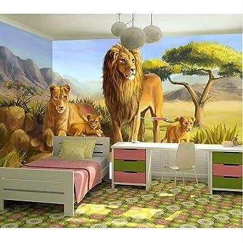 Guyuell Custom 3D Photo Wallpaper Kids Room Mural De Dibujos ...
