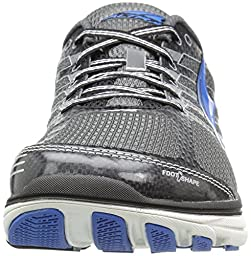 Altra Men\'s Provision 3 Trail Runner, Charcoal/Blue, 11 M US