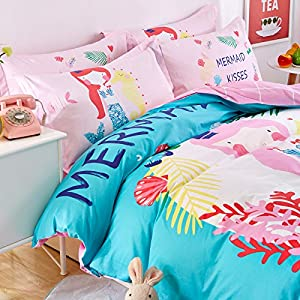 Mermaid Bedding Sets