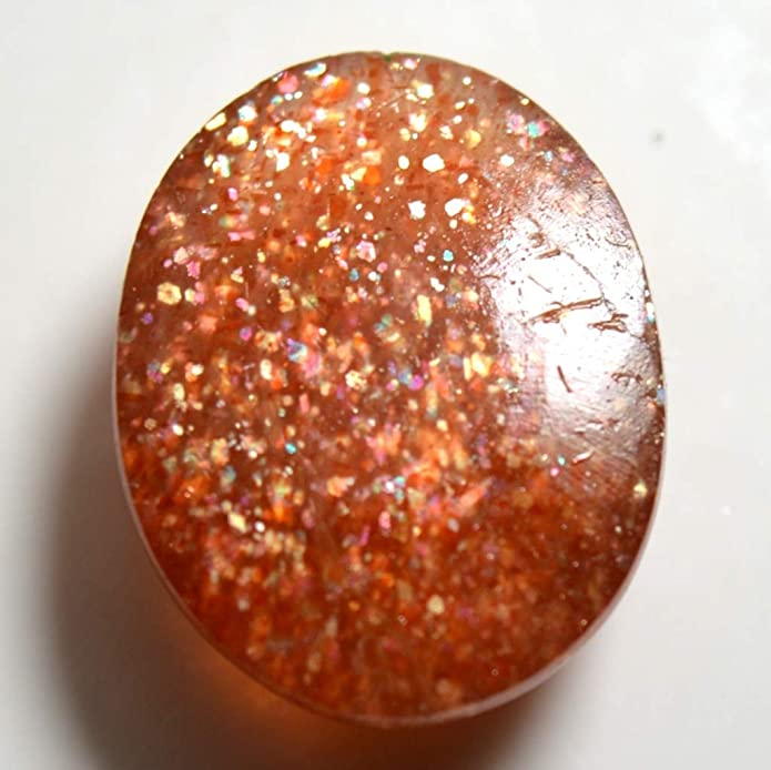 D-4932 9 Pcs Top Quality Natural Loose Sunstone Cabochons Tear Drop Sunstone Glorious Natural Handmade Rainbow Sunstone For jewelry 52 Cts