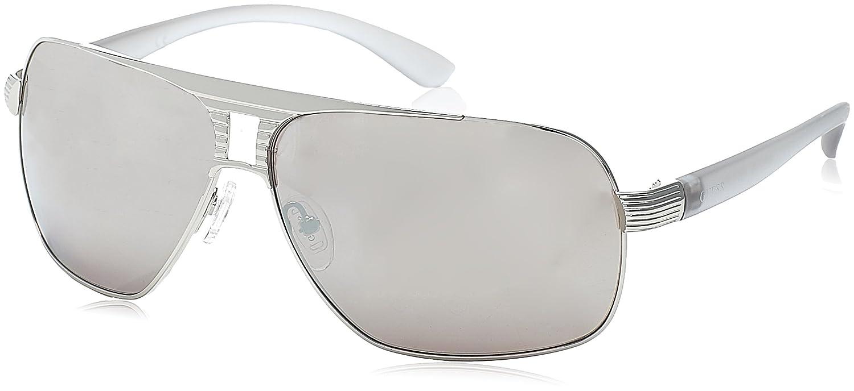 GUESS GU6512_06C, Gafas de Sol para Hombre, Gris (Grigio Scuro), 66: Amazon.es: Ropa y accesorios