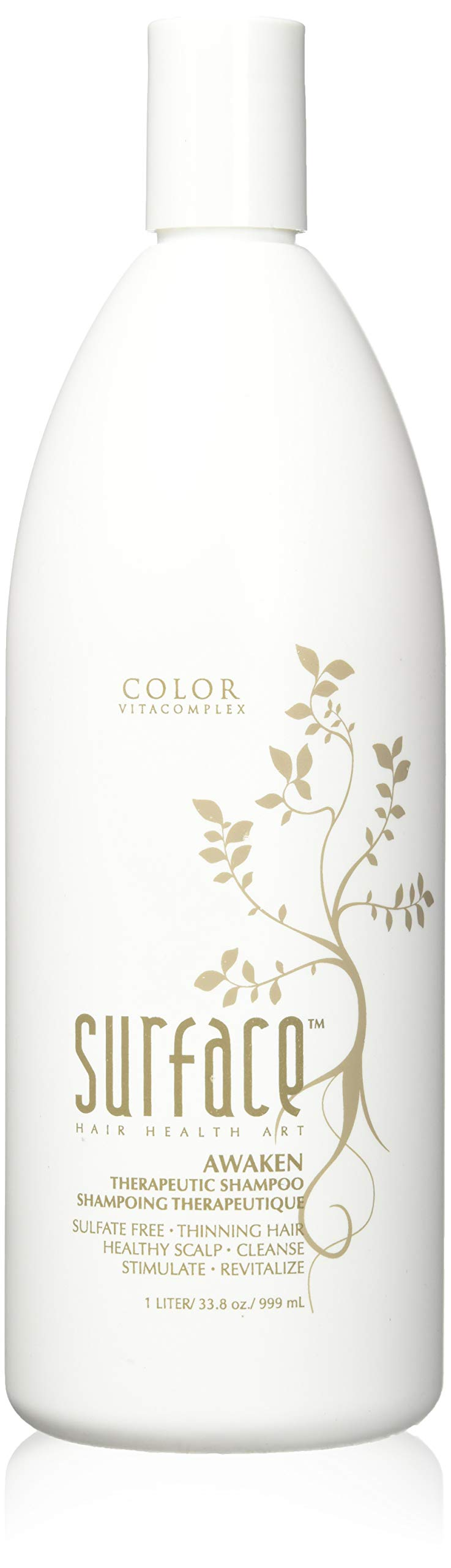 Surface Awaken Therapeutic Shampoo 33.8 oz by Surface Hair