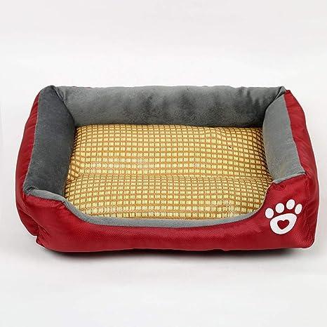 Almohada Cama Cachorro Sofa,Nido de Mascotas cálido en ...