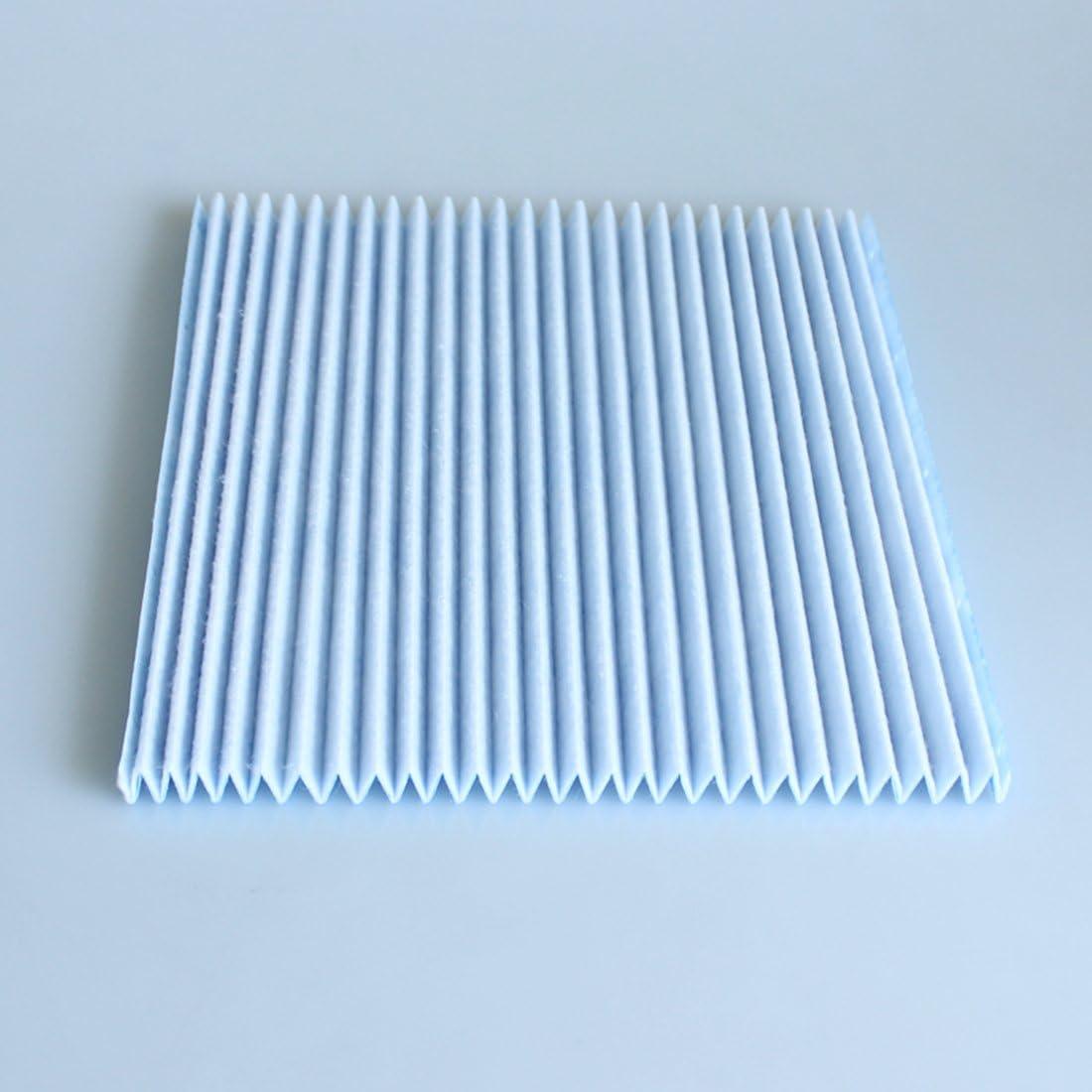 reyee plisado filtros 5/hojas de repuesto para purificador de aire Daikin mc70kmv2//mck57lmv2